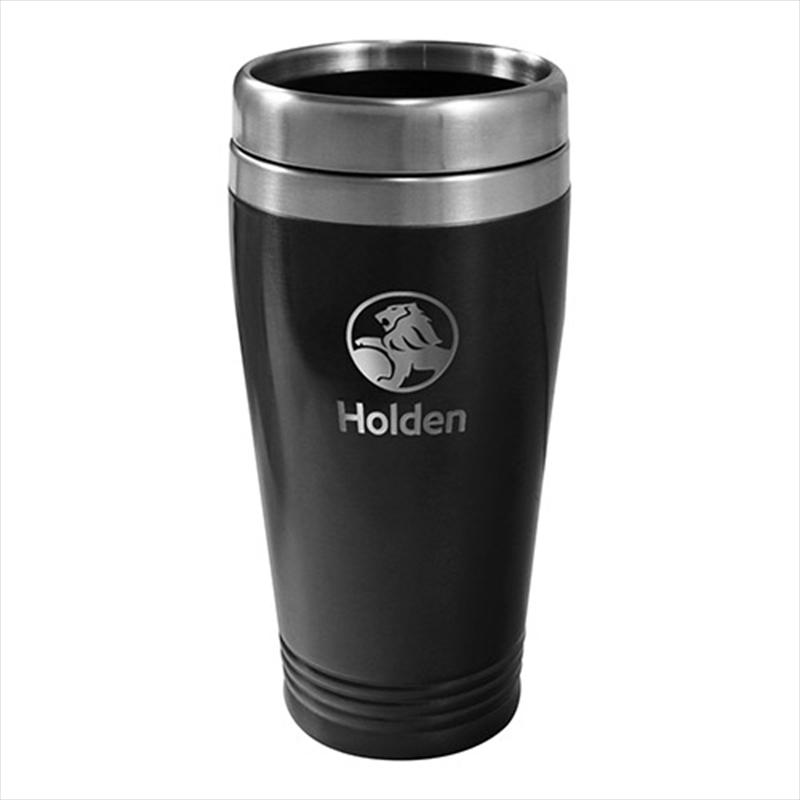 Holden S/Steel Travel Mug   Merchandise