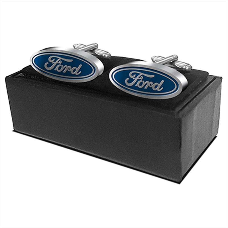 Ford Blue Oval Cufflinks | Apparel