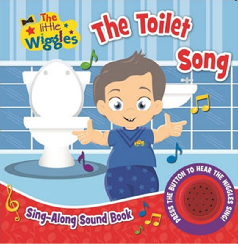 Little Wiggles: The Toilet Song | Hardback Book