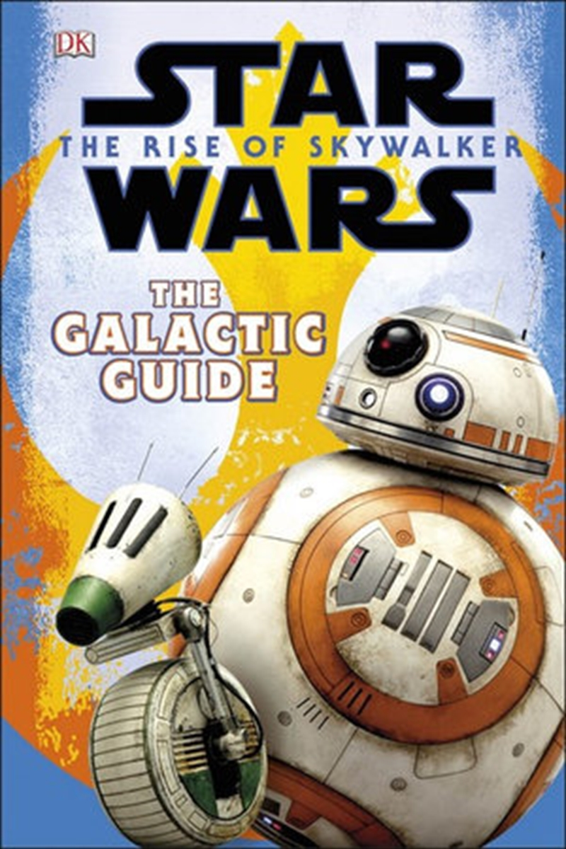 Star Wars The Rise of Skywalker The Official Guide | Hardback Book