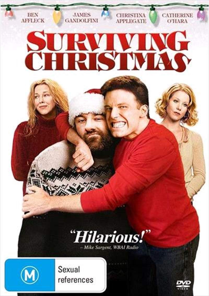 Surviving Christmas | DVD