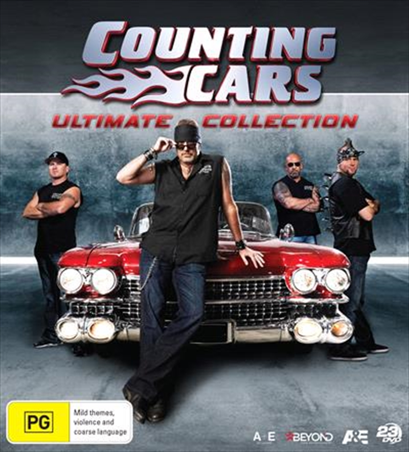 Counting Cars - Ultimate Collection | DVD