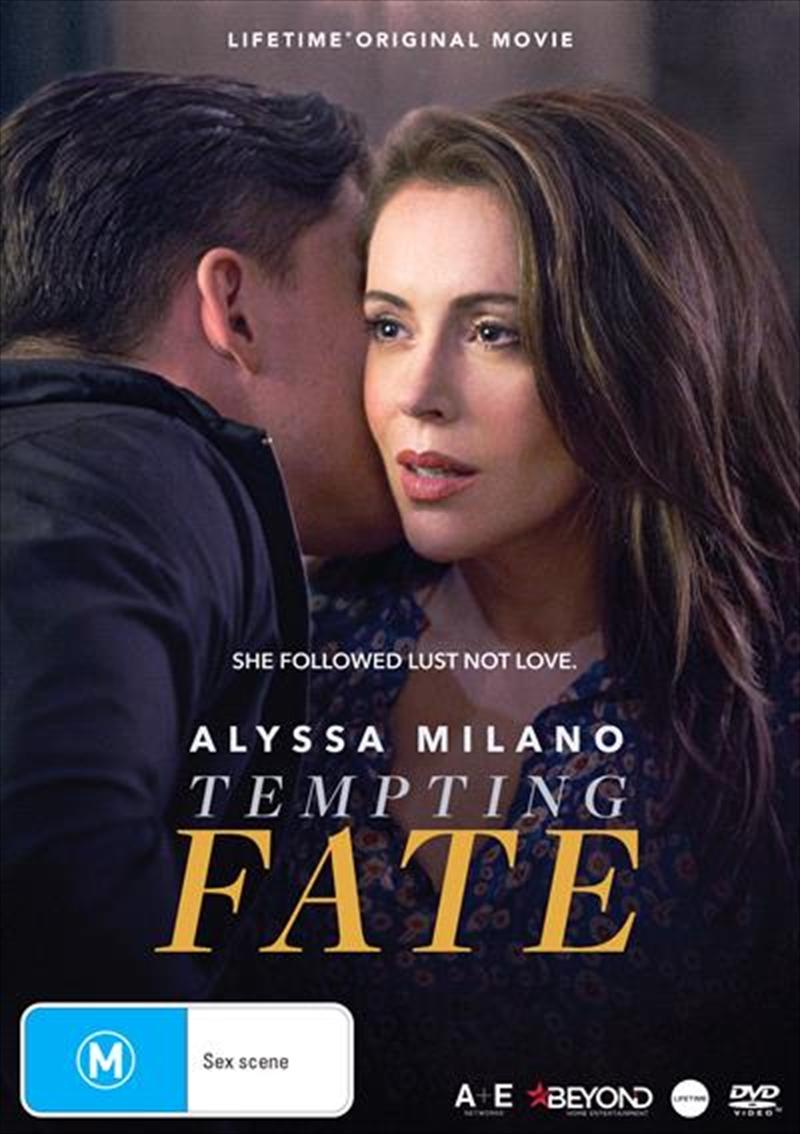 Tempting Fate   DVD