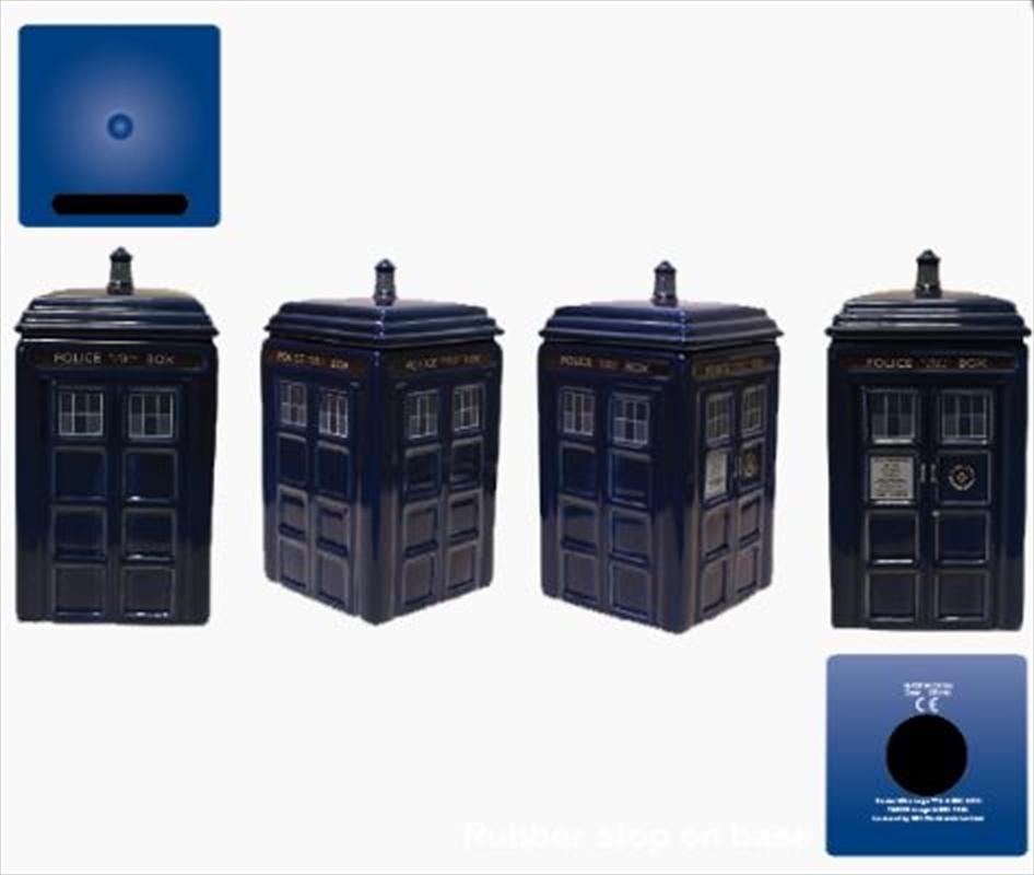 Doctor Who - TARDIS Ceramic Money Bank | Homewares