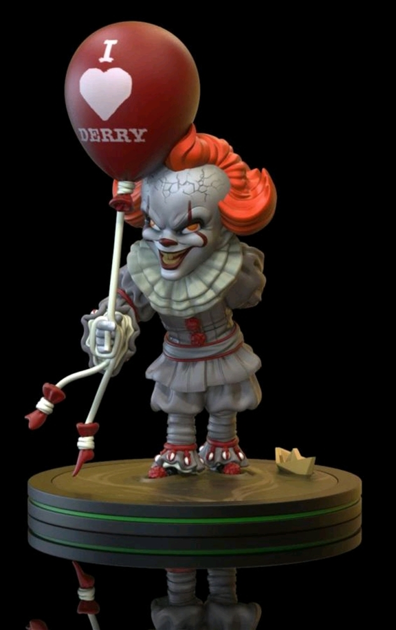 "It: Chapter 2 - Pennywise ""I Heart Derry"" Q-Fig 