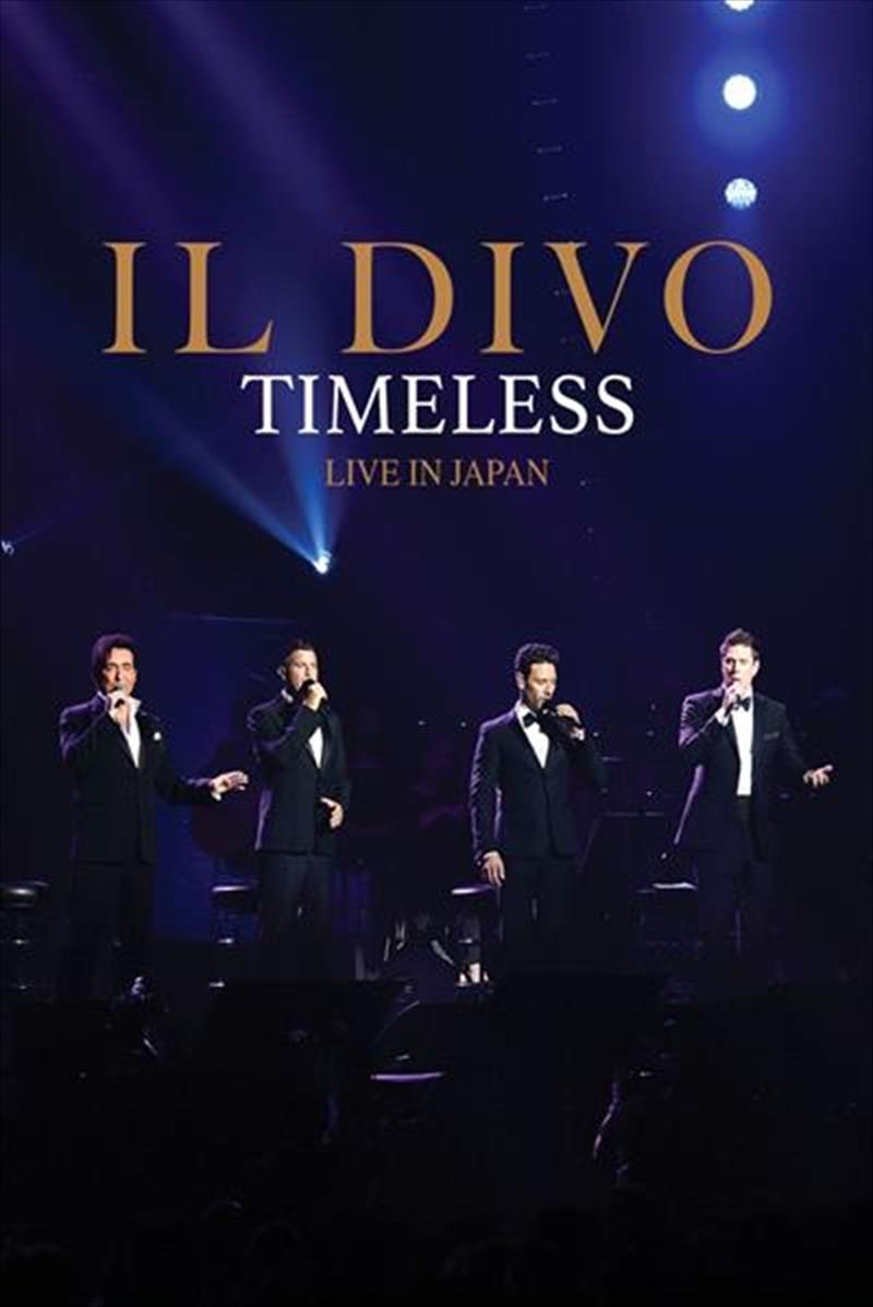 Timeless - Live In Japan | DVD