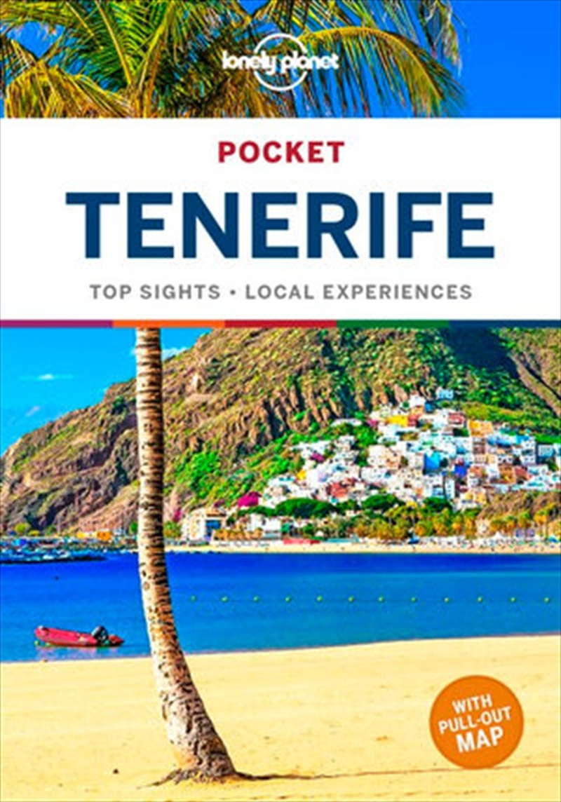 Lonely Planet - Pocket Tenerife Travel Guide | Paperback Book