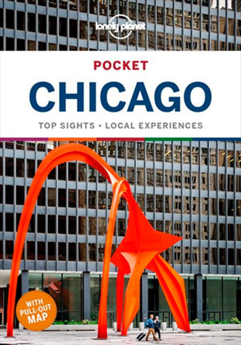 Lonely Planet - Pocket Chicago Travel Guide | Paperback Book