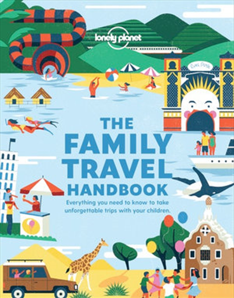 Lonely Planet - Family Travel Handbook | Paperback Book
