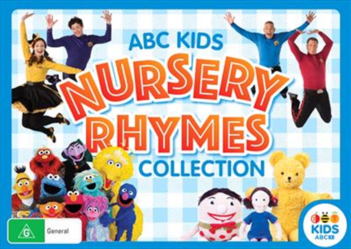 ABC Kids - Nursery Rhymes - Collection | DVD