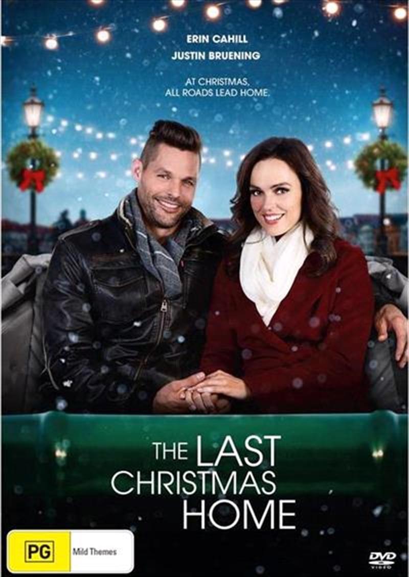 Last Christmas Home, The | DVD