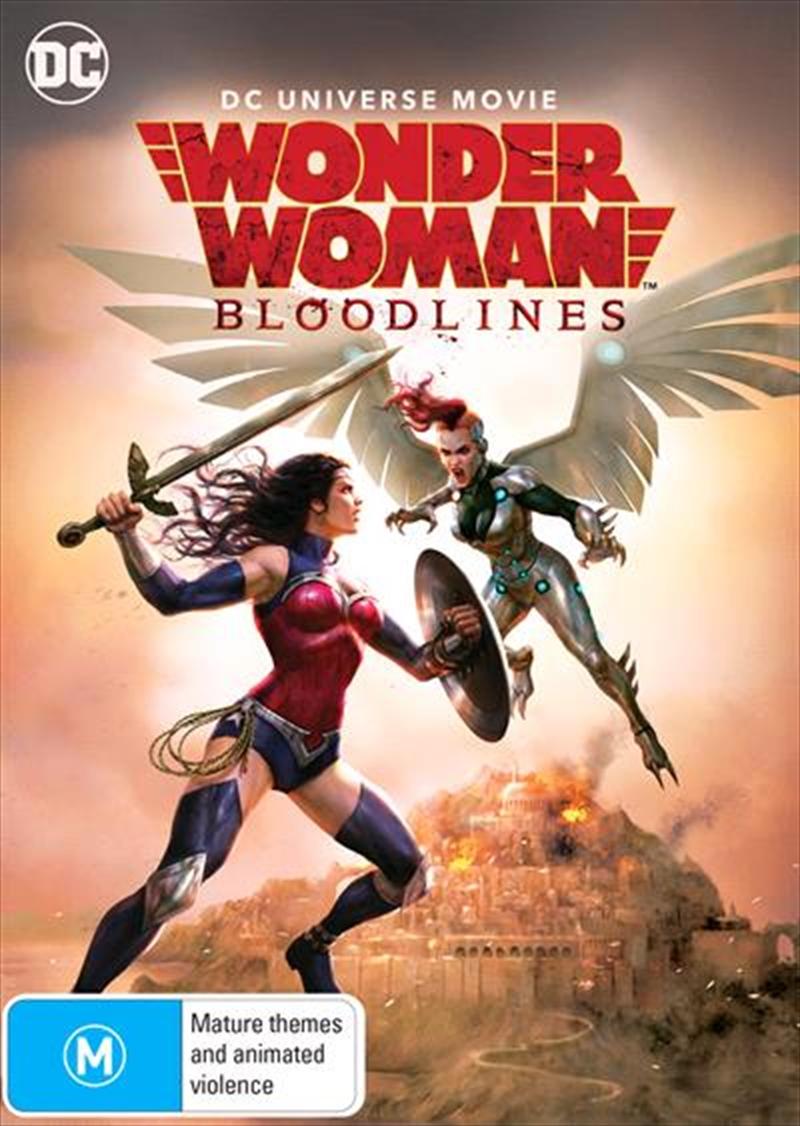 Wonder Woman - Bloodlines | DVD