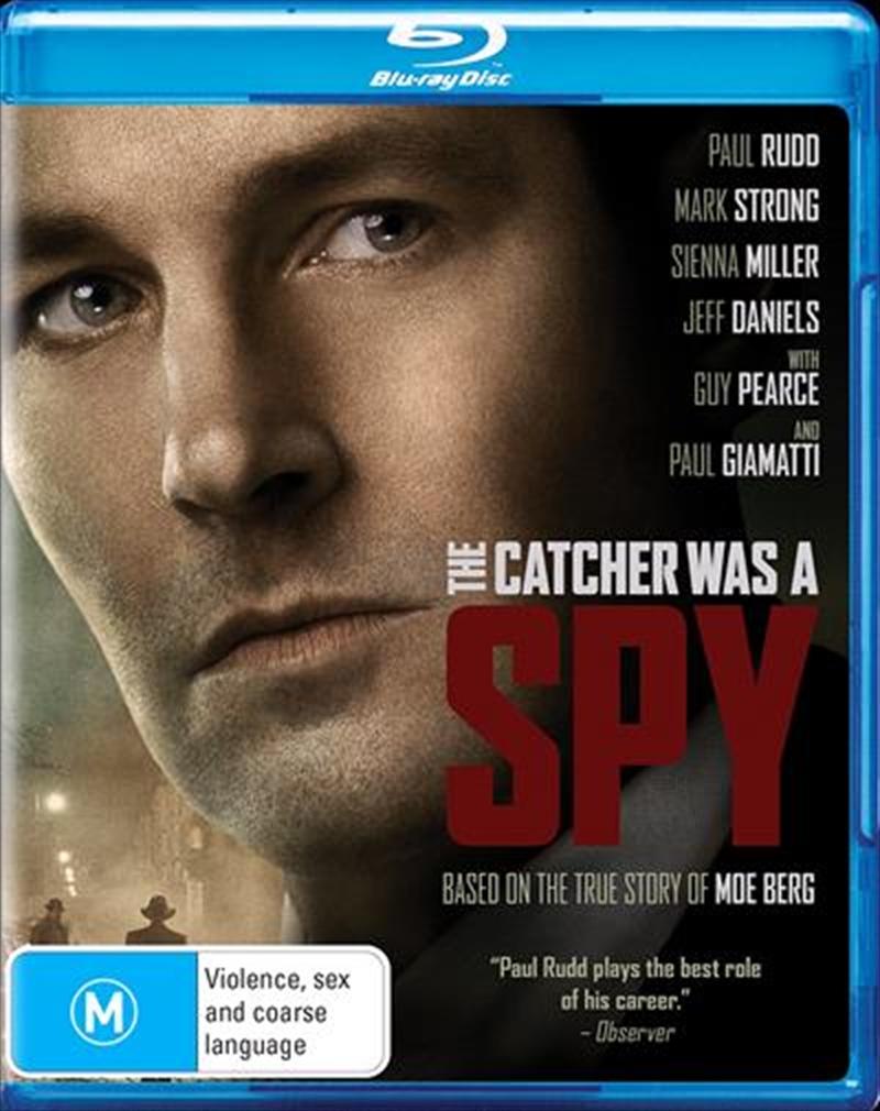 Catcher Was A Spy, The | Blu-ray