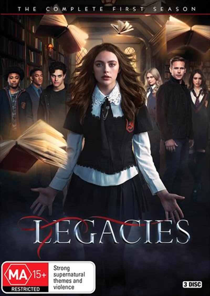 Legacies - Season 1 | DVD