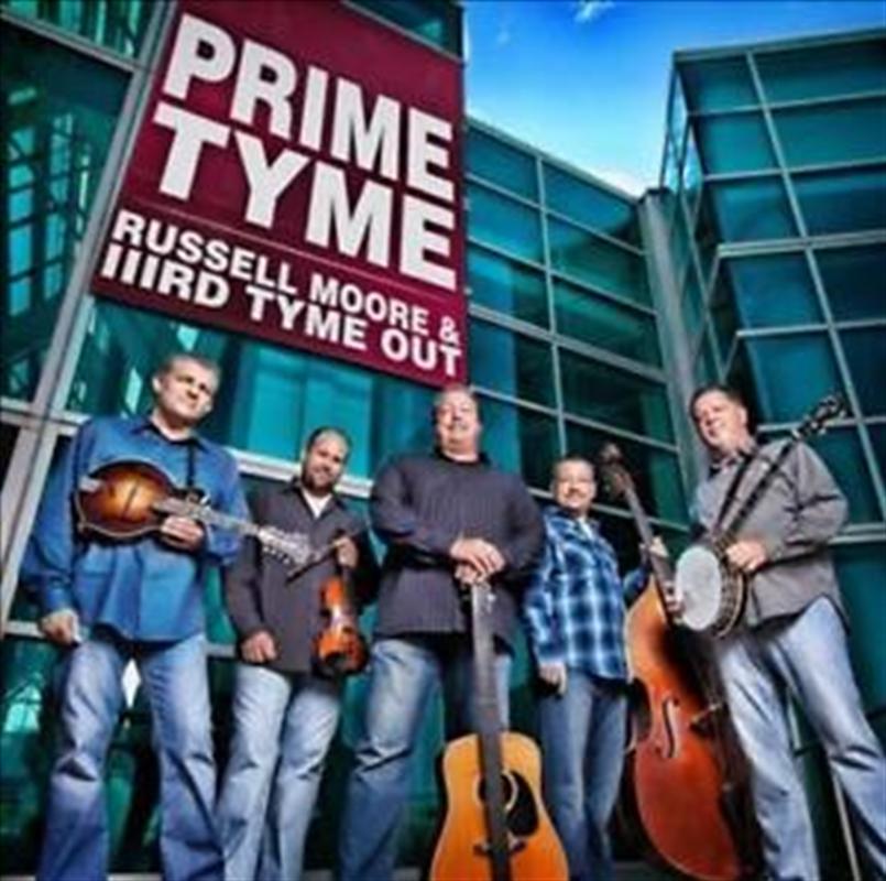 Prime Tyme | CD