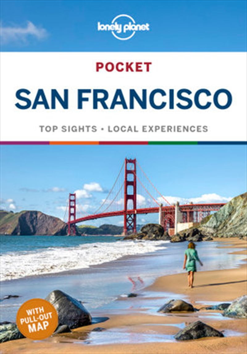 Lonely Planet Pocket San Francisco | Paperback Book