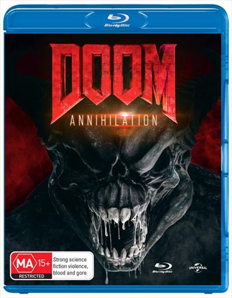 Doom - Annihilation | Blu-ray