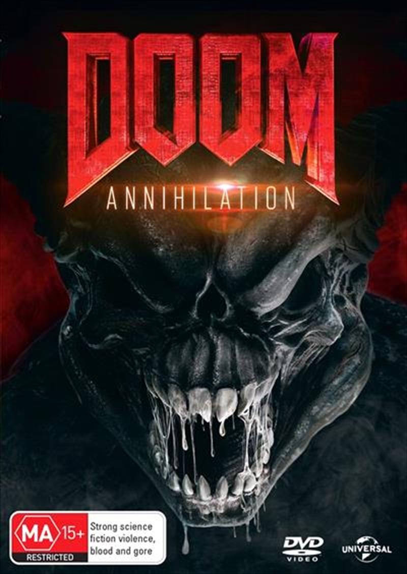 Doom - Annihilation | DVD
