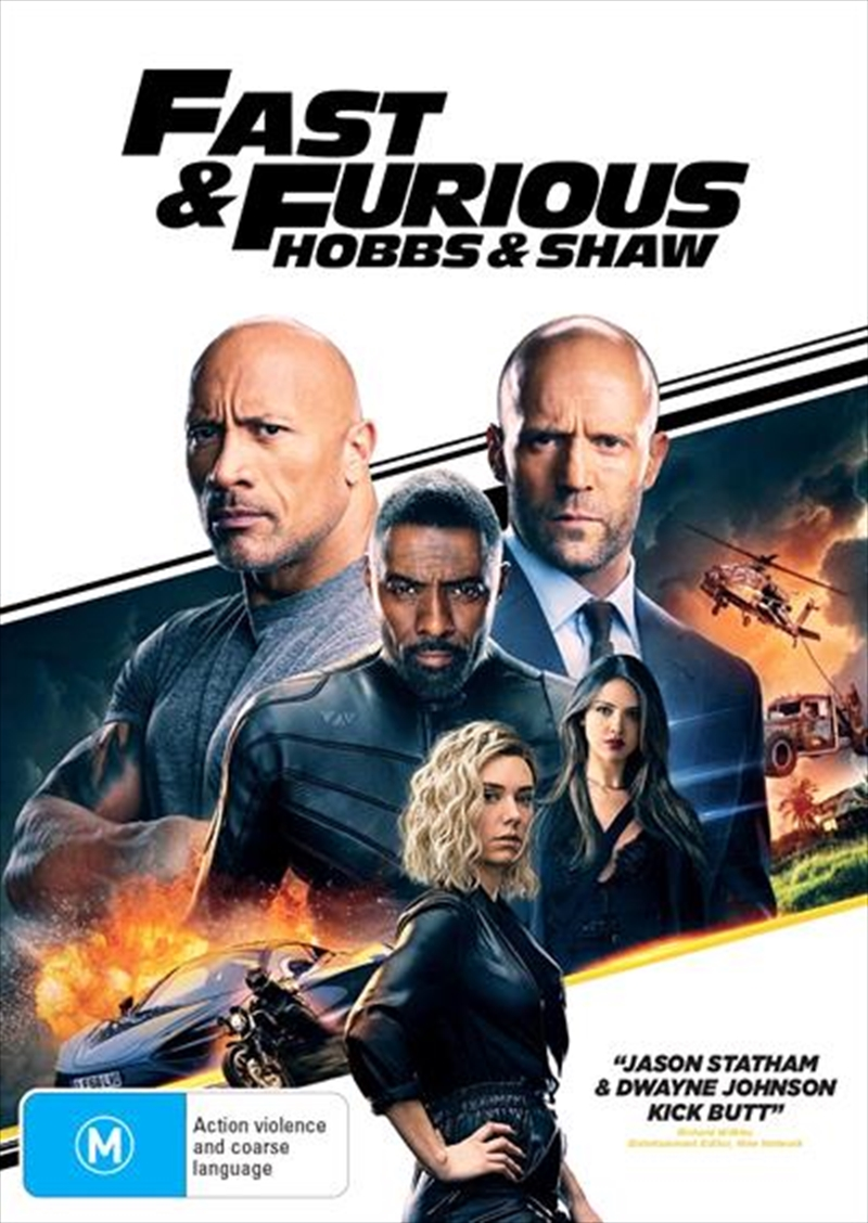 Fast and Furious - Hobbs and Shaw | DVD