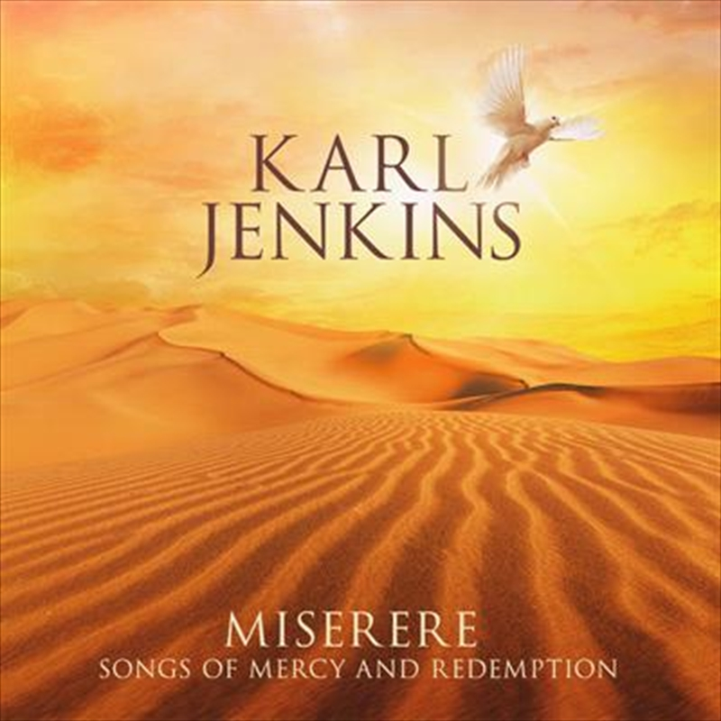 Miserere - Songs Of Mercy And Redemption | CD