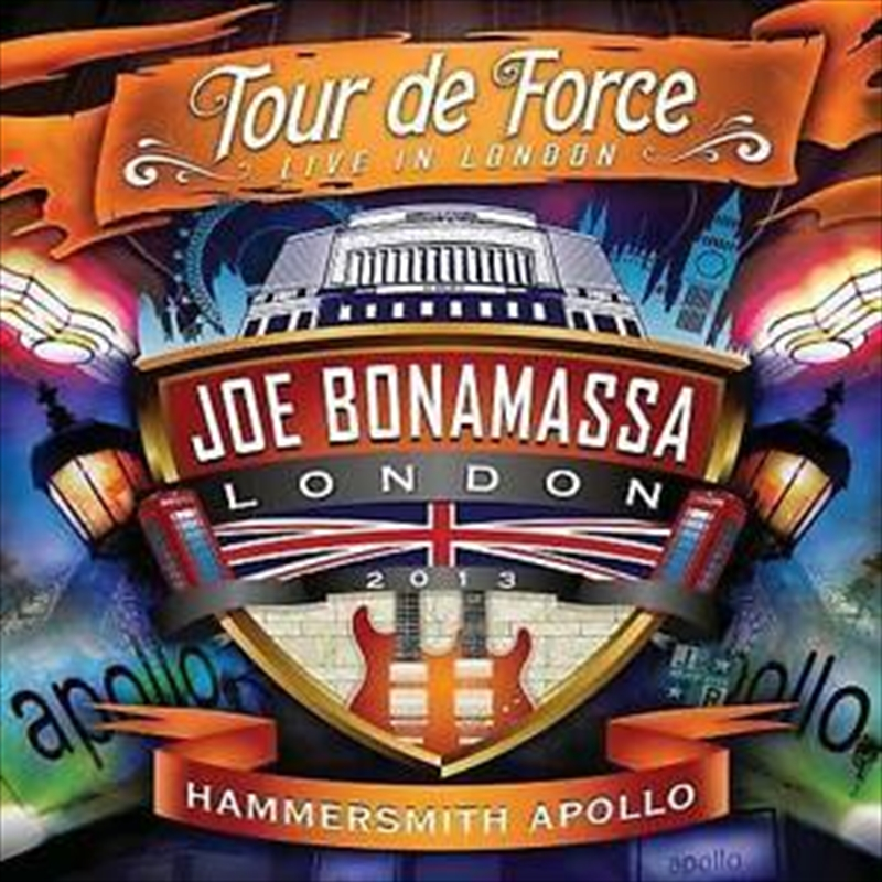 Tour De Force: Live In London - Hammersmith Apollo | Blu-ray
