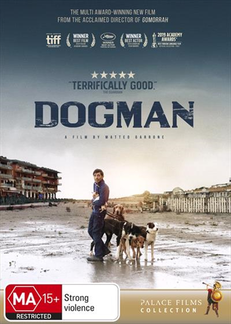 Dogman | DVD