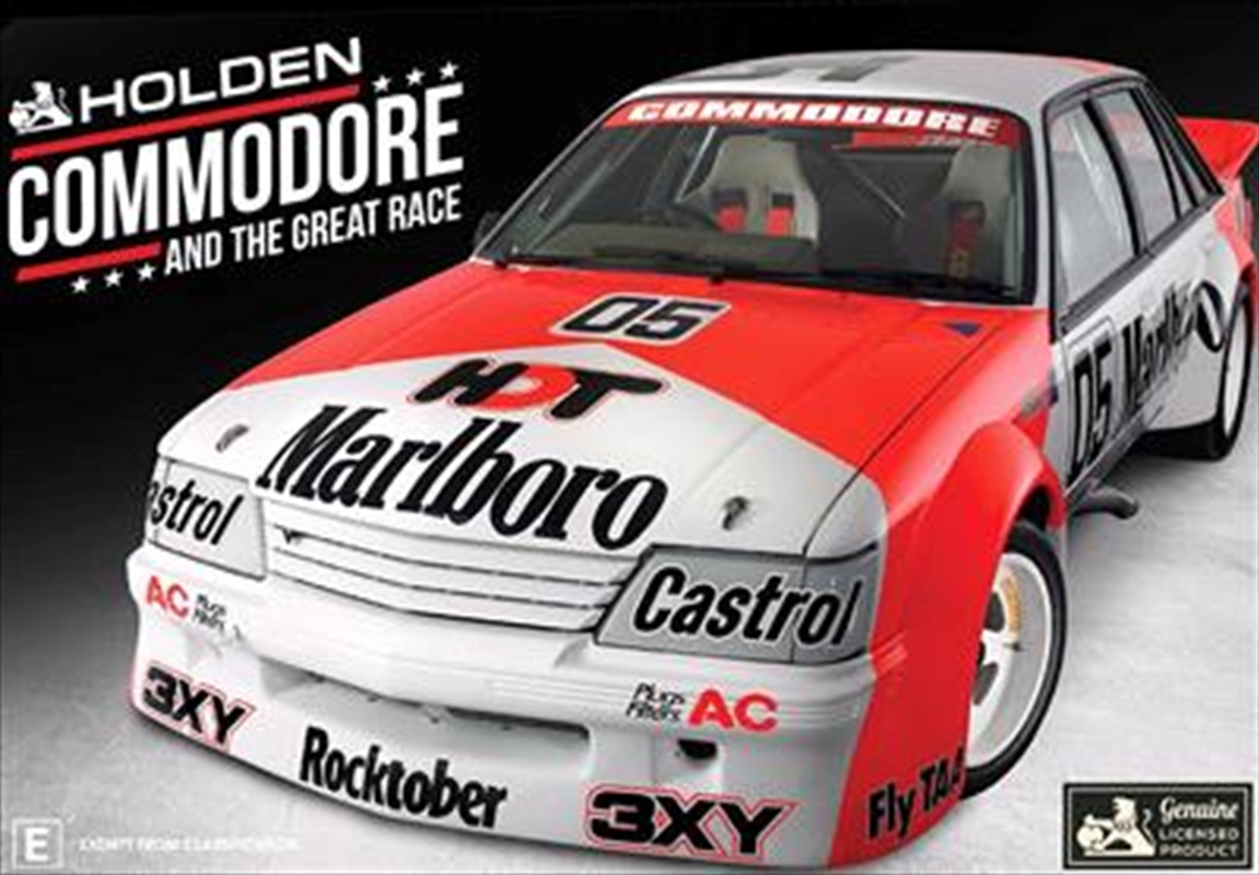 Commodore And The Great Race Collector's Gift Set | DVD
