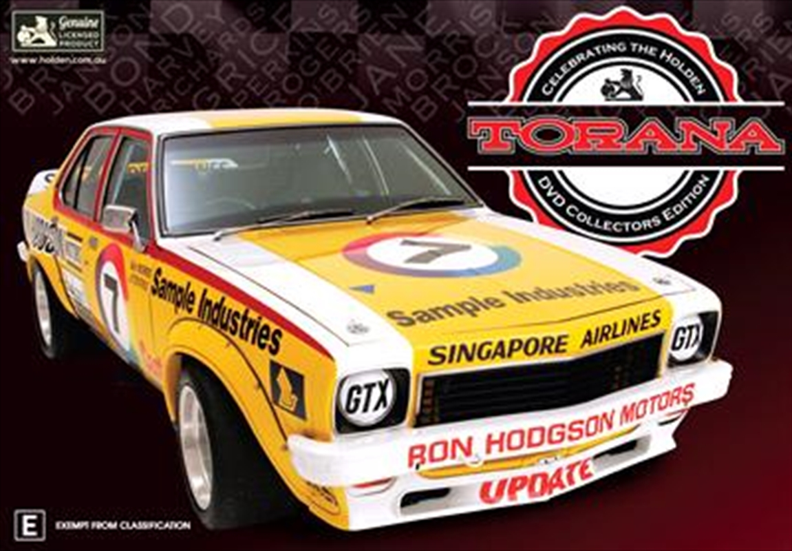 Holden Torana Collection | DVD