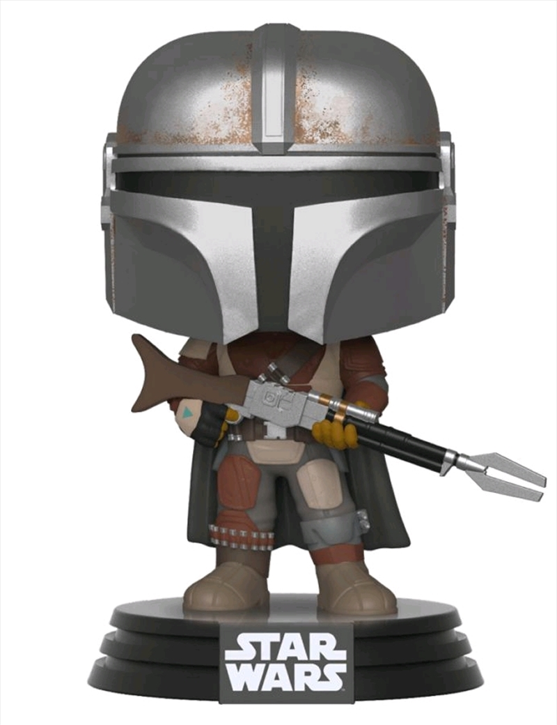 Star Wars: Mandalorian - The Mandalorian Pop! Vinyl | Pop Vinyl