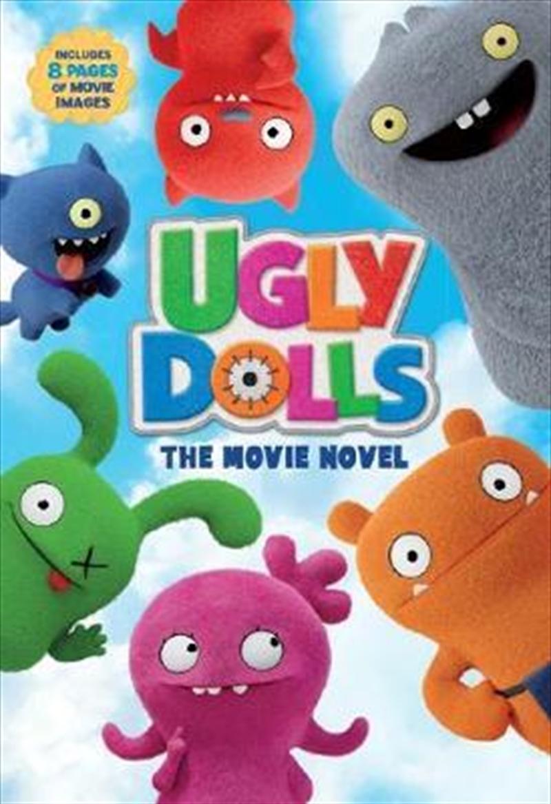 Uglydolls: The Movie Novel | Paperback Book