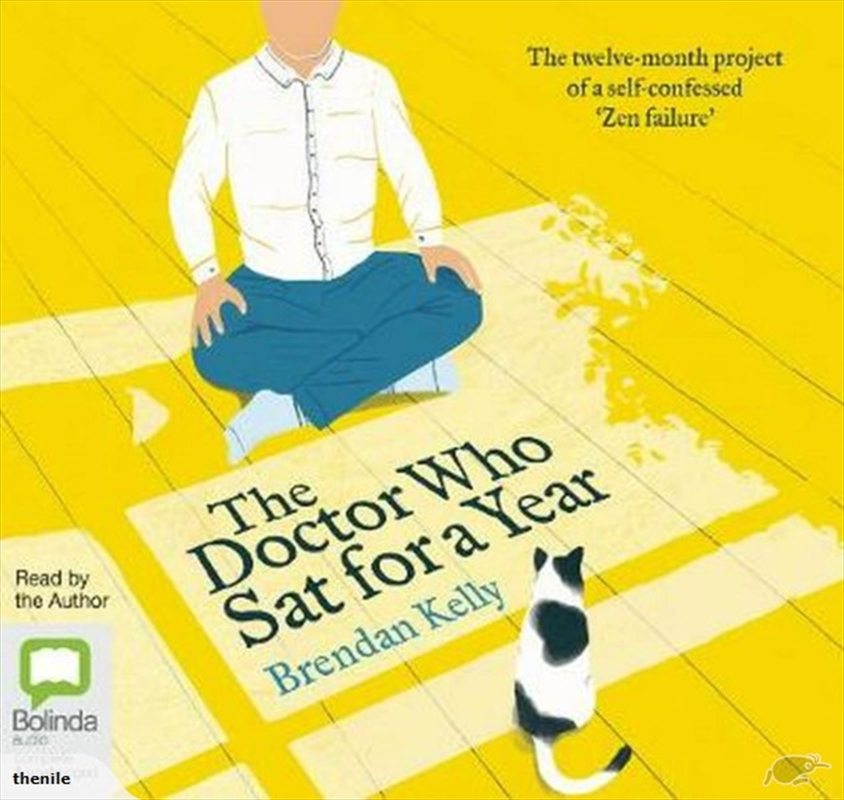 Doctor Who Sat For A Year, The | Audio Book