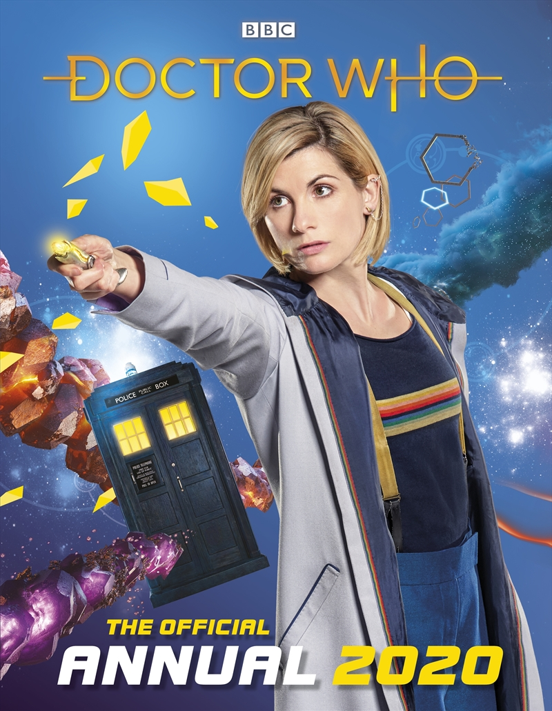 Doctor Who: Official Annual 2020 | Hardback Book