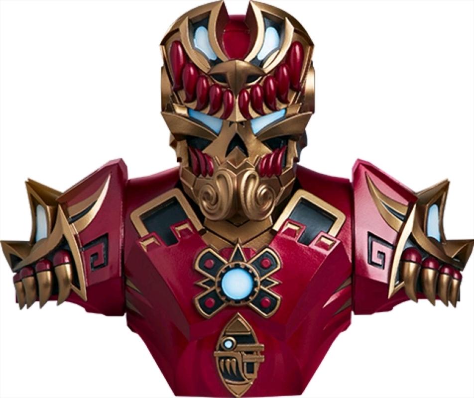 Iron Man - Aztec Designer Toy   Merchandise
