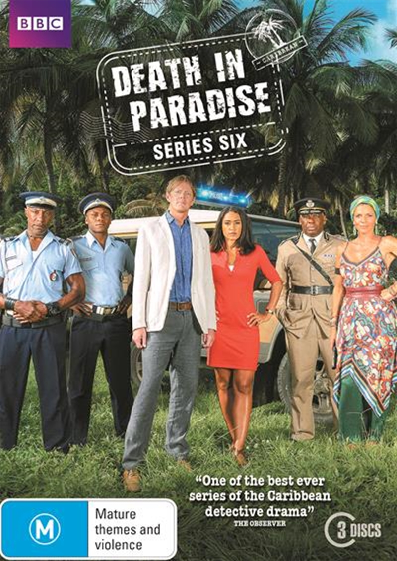 Death In Paradise - Series 6 | DVD