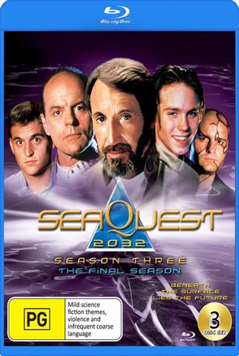 SeaQuest DSV - Season 3 | Blu-ray