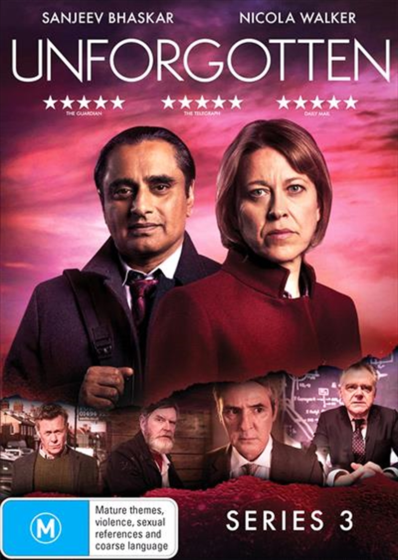 Unforgotten - Series 3 | DVD