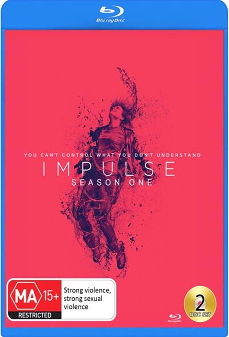 Impulse - Season 1 | Blu-ray