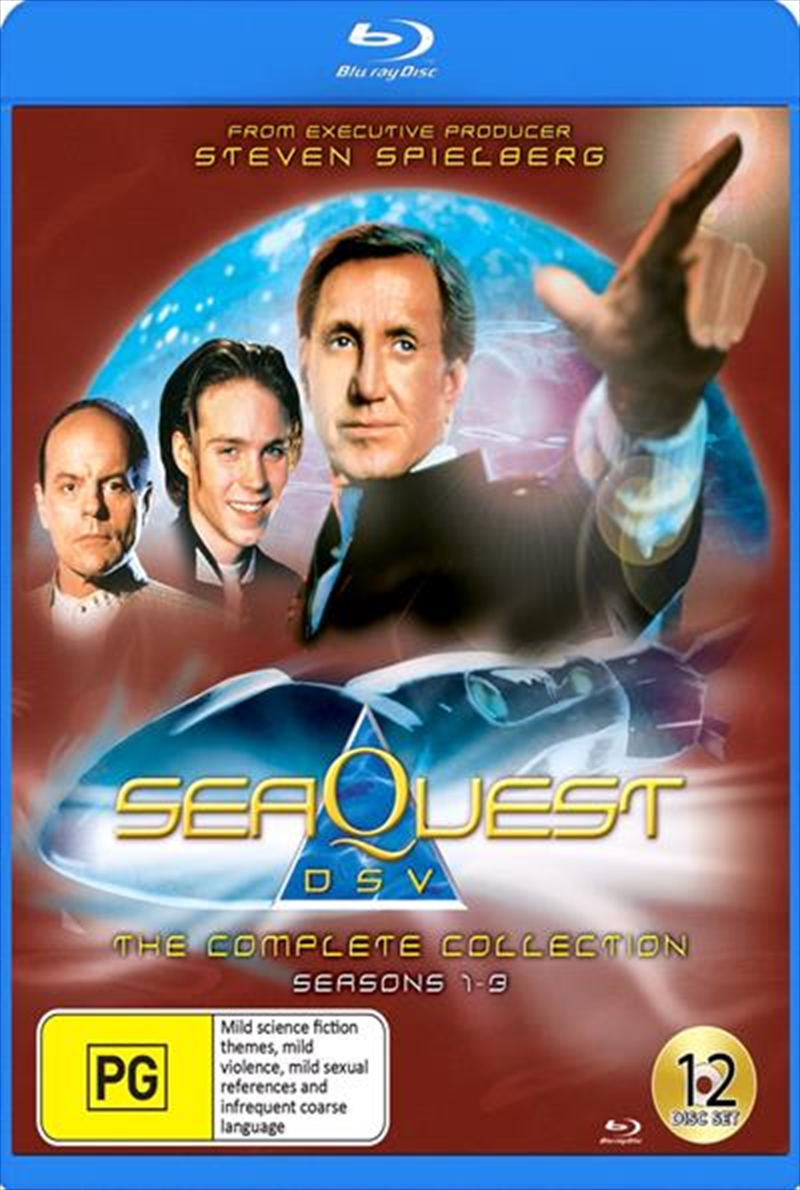 SeaQuest DSV | Complete Collection | Blu-ray