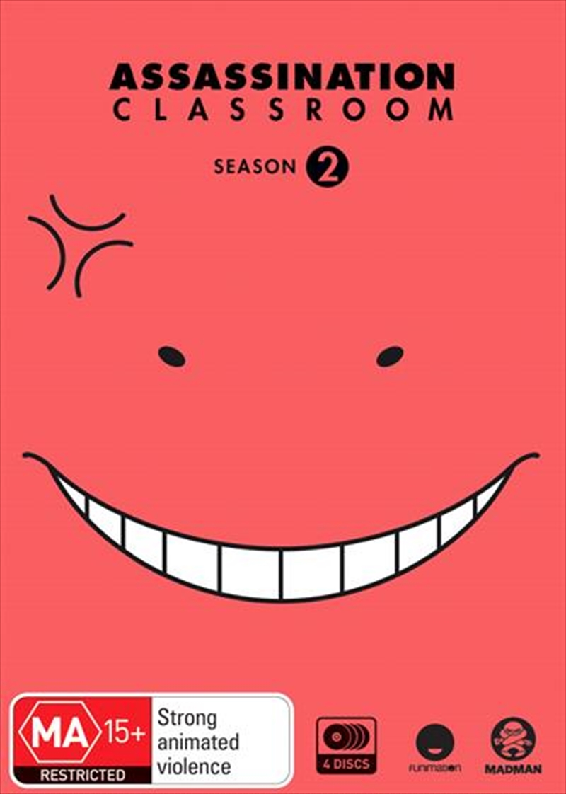 Assassination Classroom - Season 2 | DVD