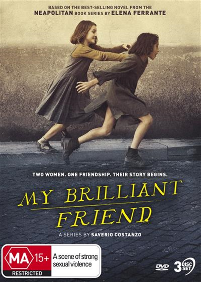 My Brilliant Friend | Complete Series One | DVD