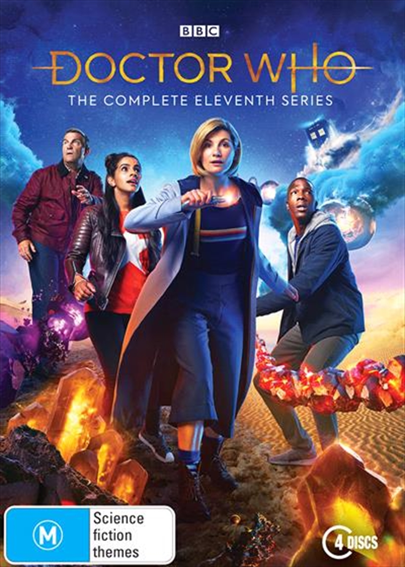 Doctor Who - Series 11 | DVD