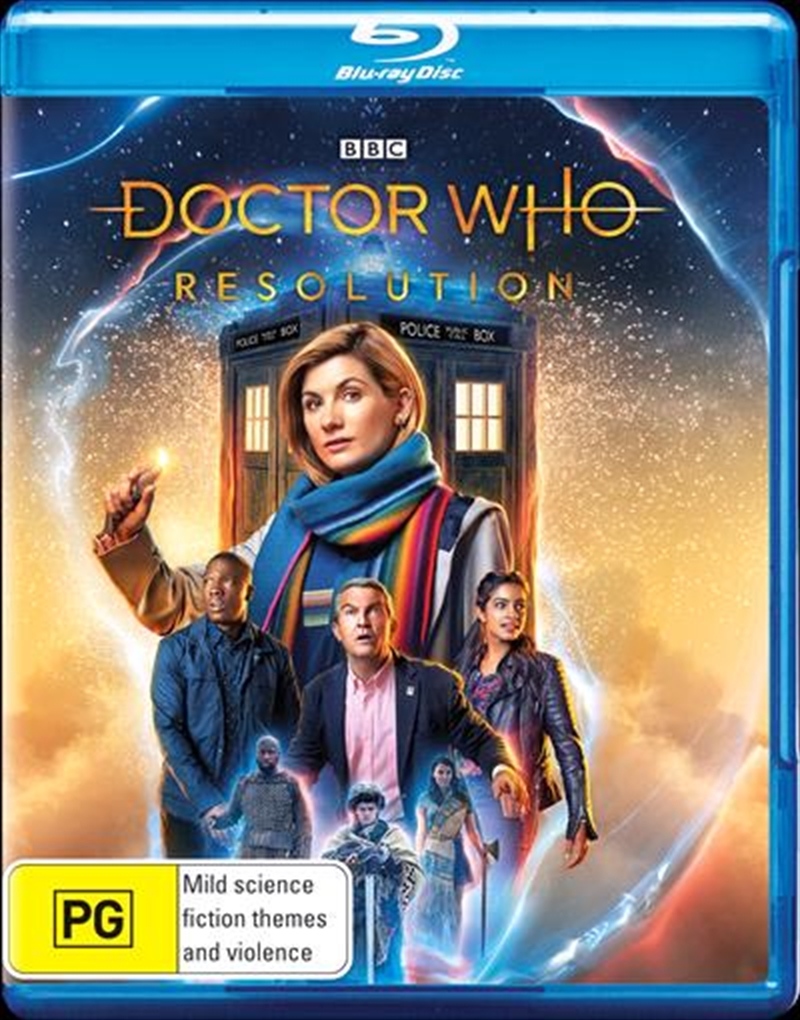 Doctor Who - Resolution | Blu-ray