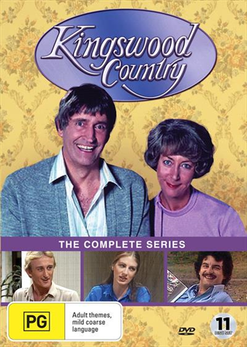 Kingswood Country | Complete Series | DVD