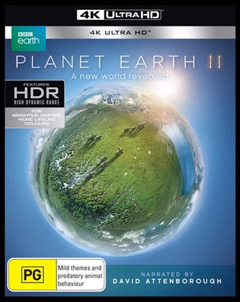 Planet Earth II | UHD | UHD