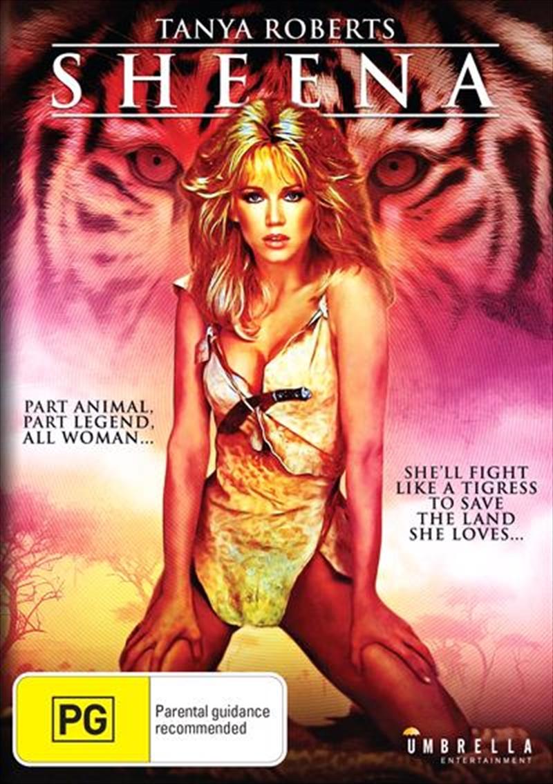 Sheena - Queen Of The Jungle | DVD