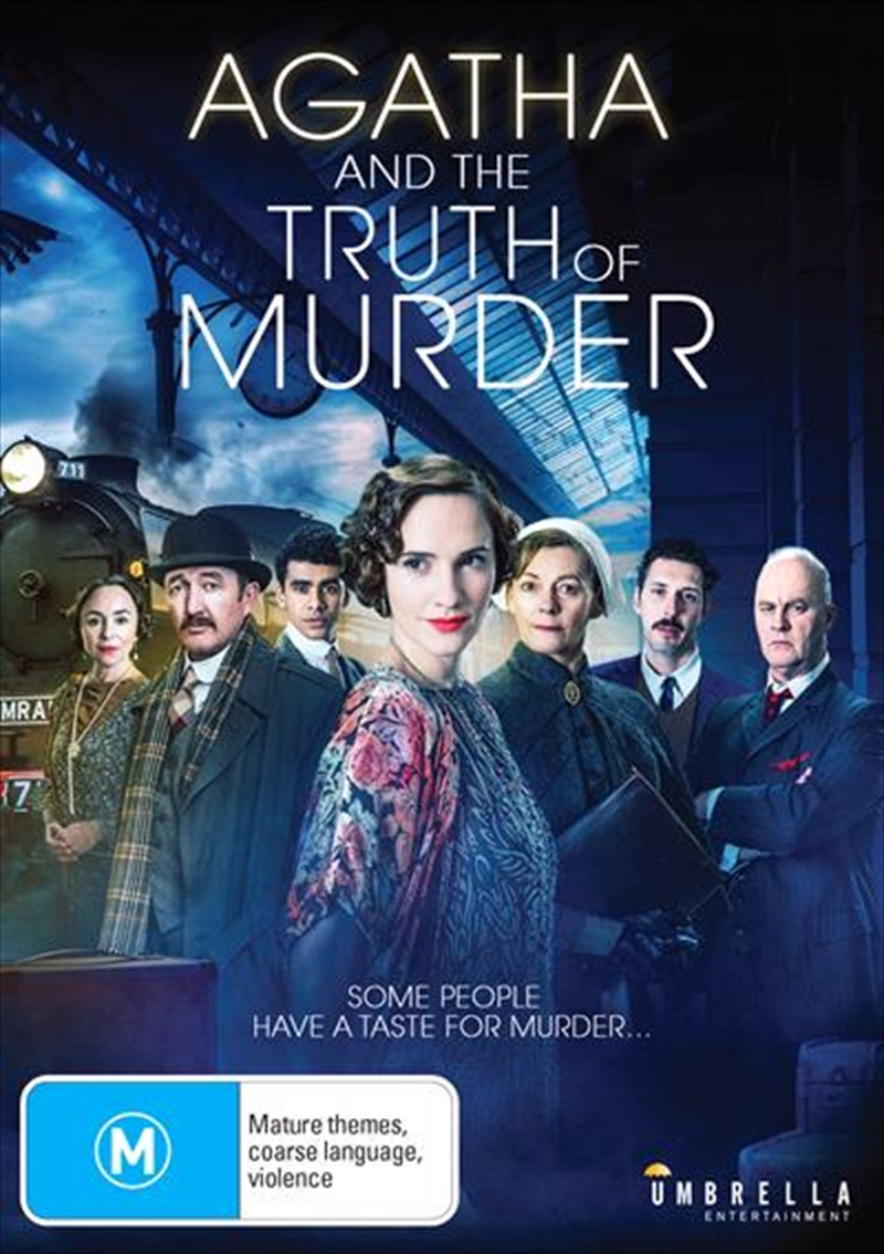 Agatha And The Truth Of Murder | DVD