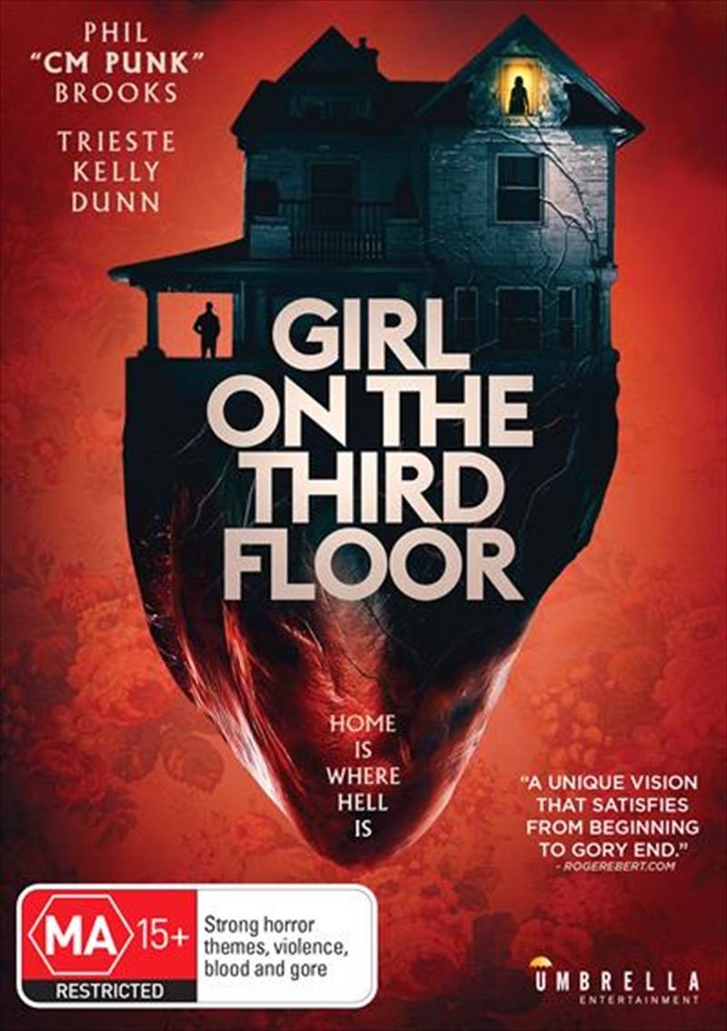 Girl On The Third Floor | DVD