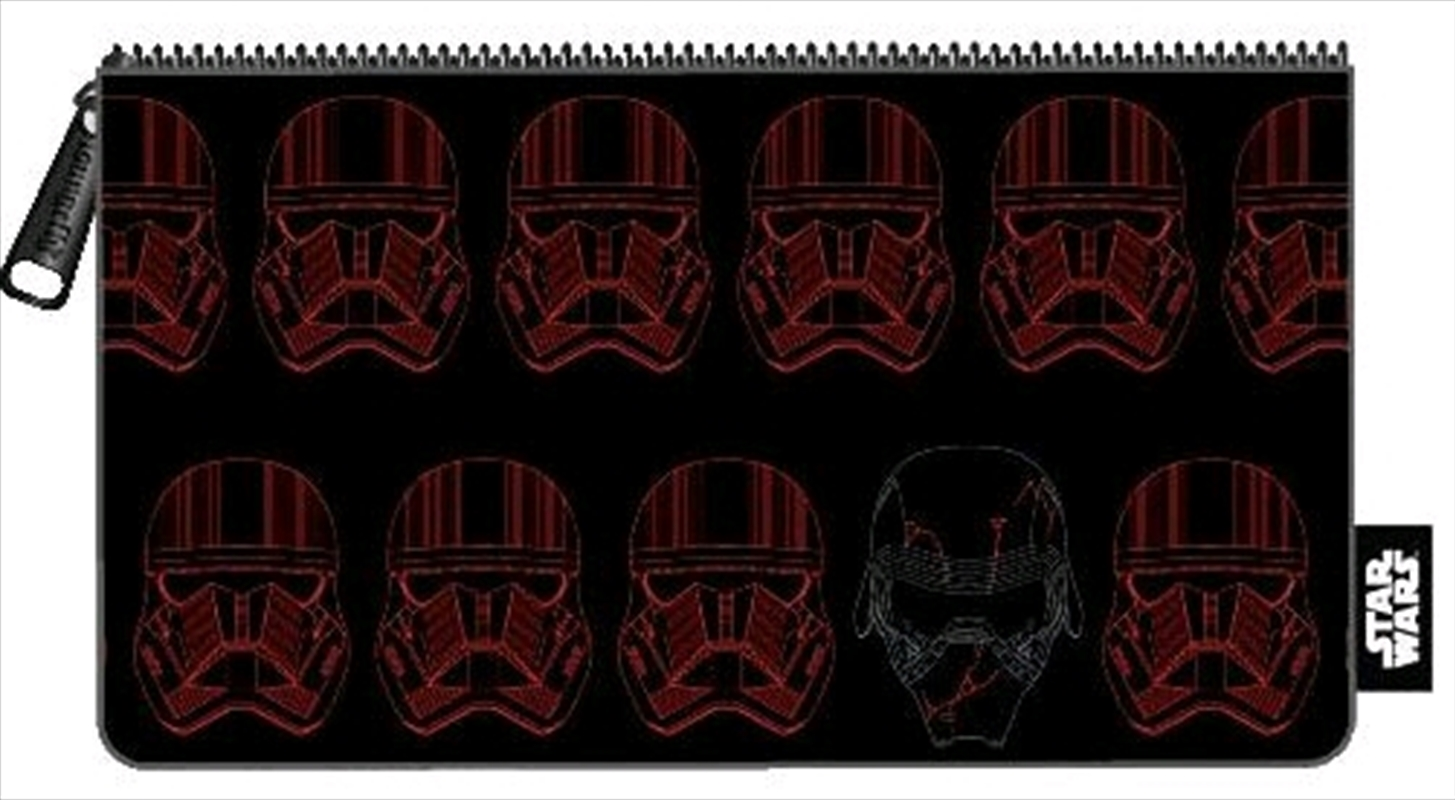 Star Wars - Sith Trooper Episode IX Rise of Skywalker Pouch | Merchandise