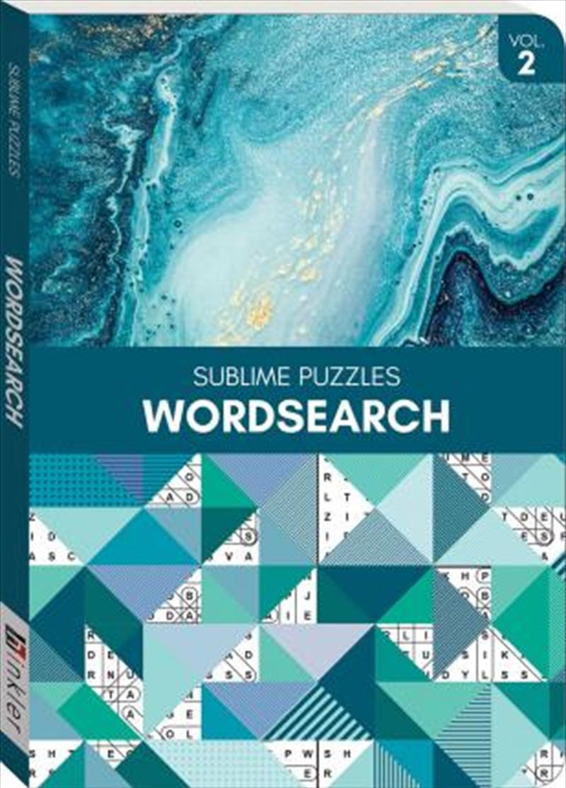 Word Search Vol 2 | Merchandise