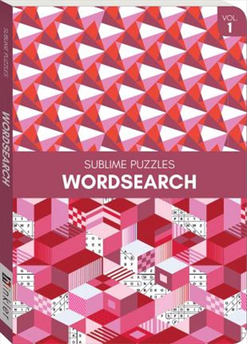 Word Search Vol 1 | Merchandise